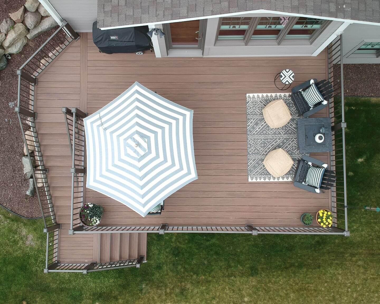 Twister Deck