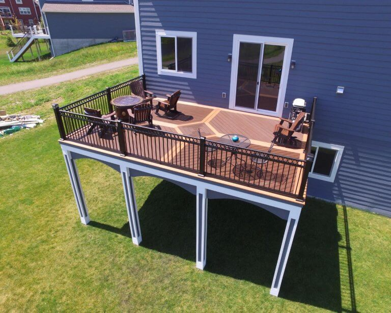 Phi Decks Minneapolis Mn Custom Deck Builder 612 399 6744