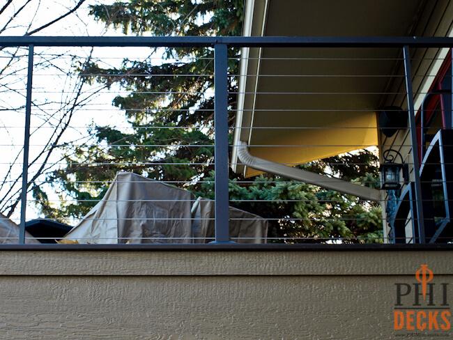 Cable-Railing-Lake-View-Custom-Deck