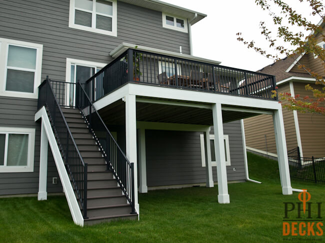 Custom-low-maintenance-deck-on-helical-footings-in-medina-mn
