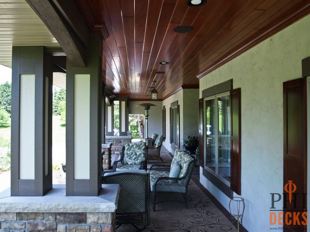 fir-ceiling-custom-columns