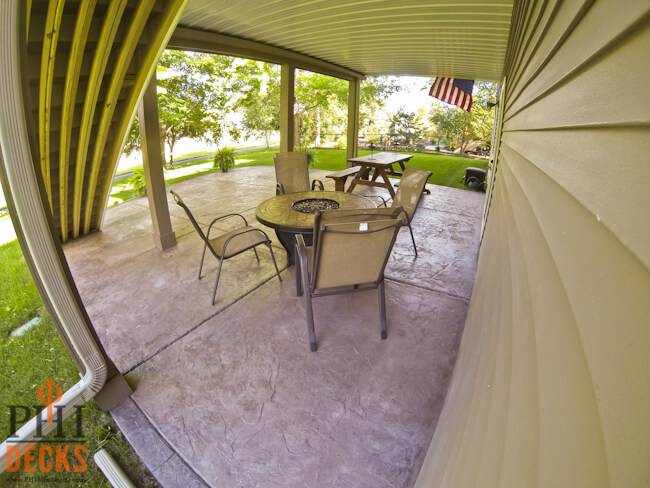 under-decking-colored-concrete-custom-deck